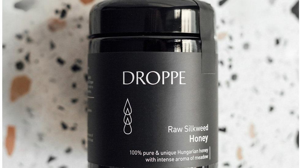 DROPPE Raw Silkweed Honey