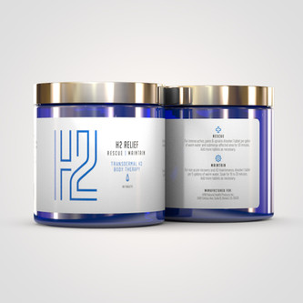 H2 Relief Packaging