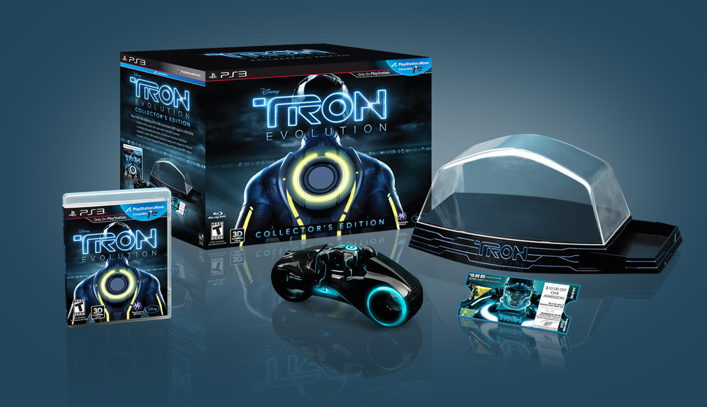 TRON Collectors Edition