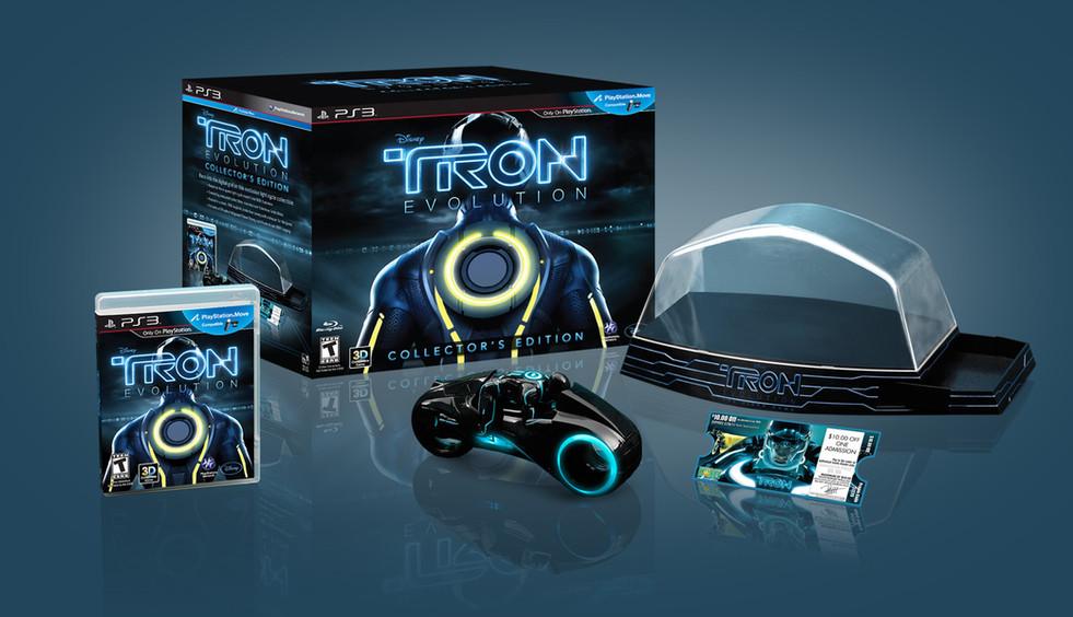 TRON Collectors Edition