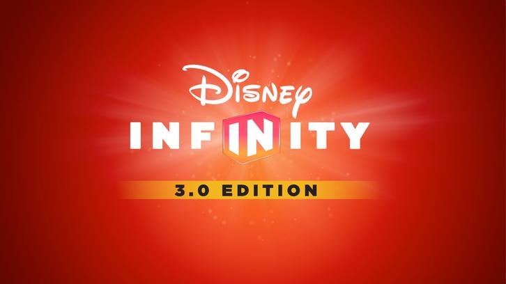 Disney Infinity 3D Logo Animations