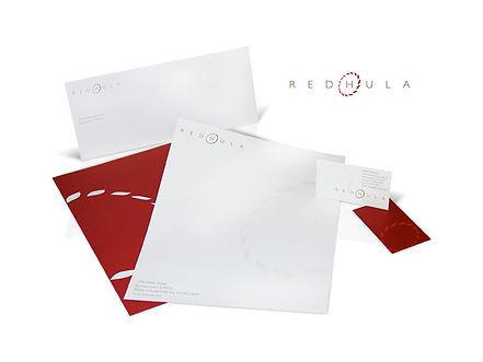 Red Hula Identity