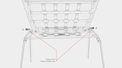 Ovel Laptop Stand 3D Product Animation