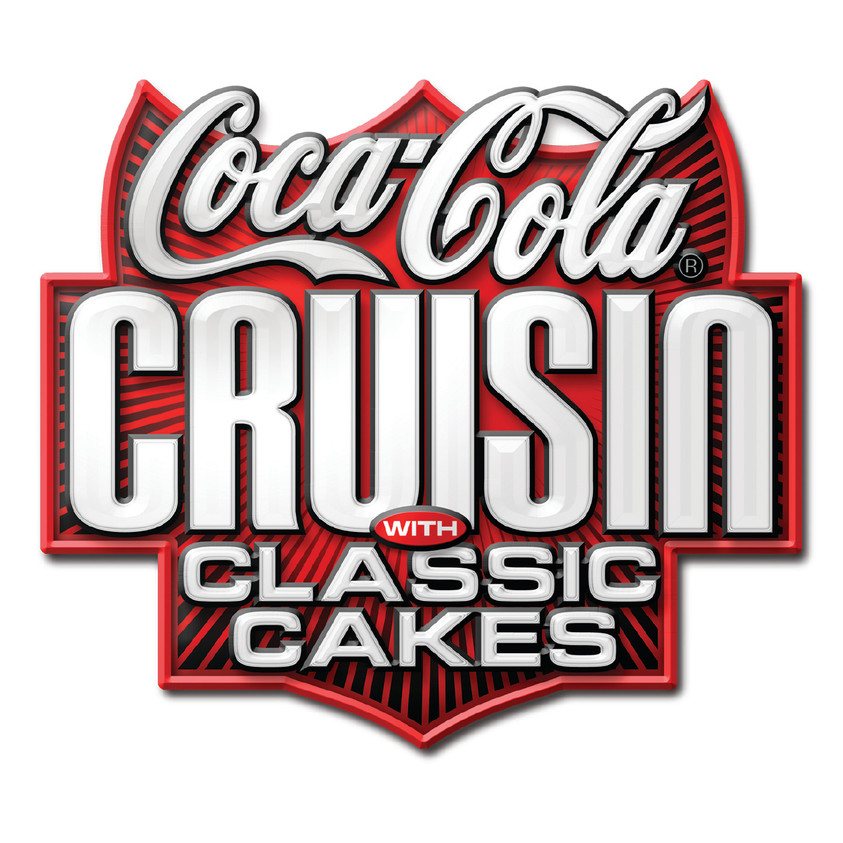 Coca-Cola Cruisin' With Classic Cakes