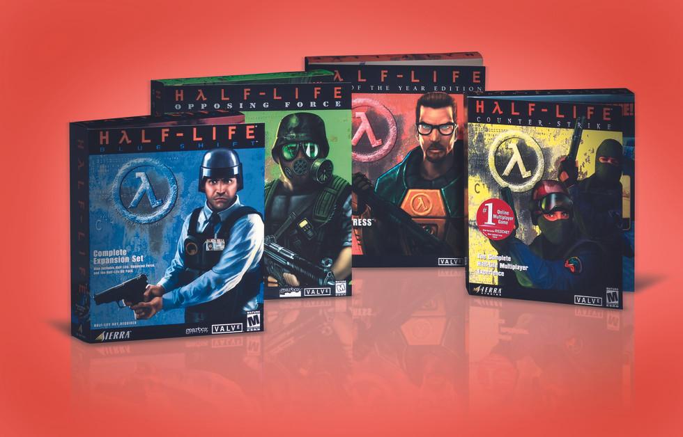 Half-Life PC Franchise