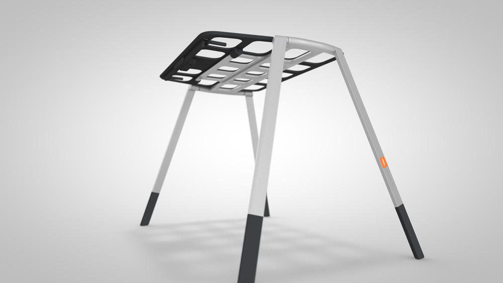 Ovel Laptop Stand
