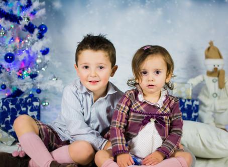 María y Adrián · Especial Navidad 2019