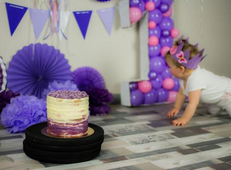 Smash Cake - Laia