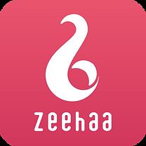 フィットネスアプリ「zeehaa」のアプリアイコン