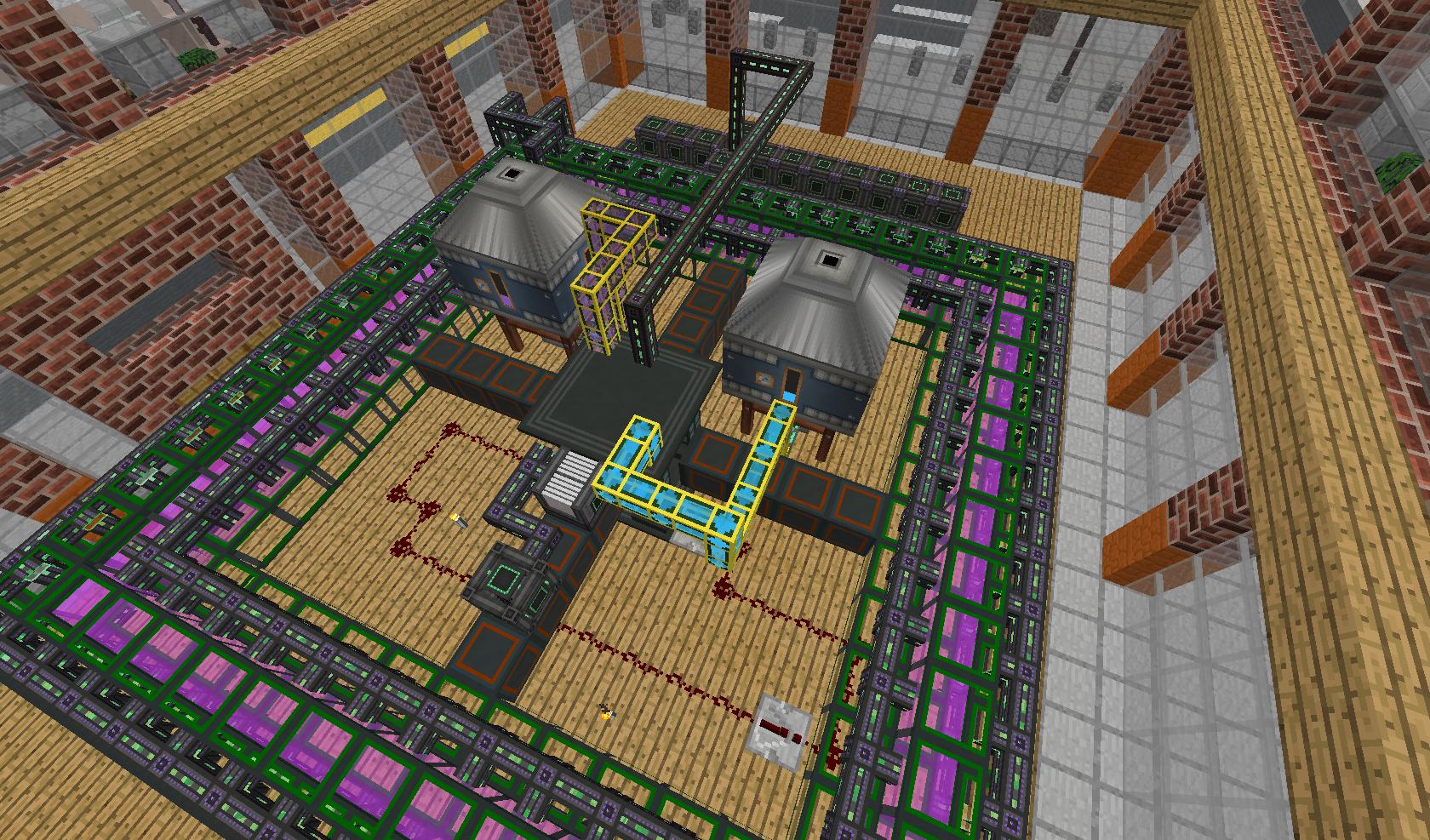 MCModstuff Minecraft Server