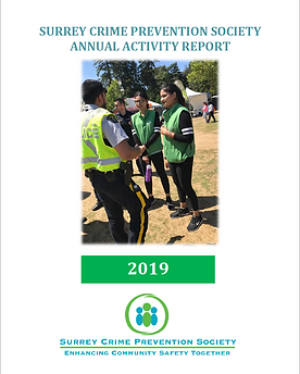 SCPS Activity Report 2019
