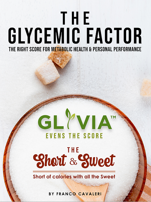 THE GLYCEMIC FACTOR