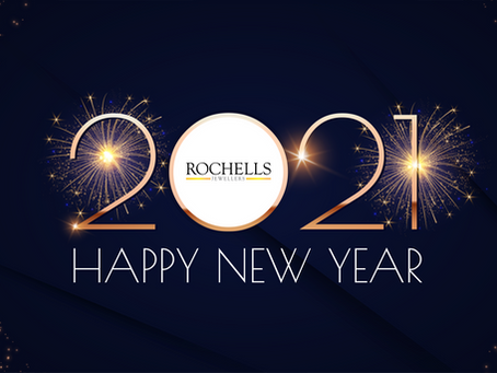 Happy New Year from Rochells Jewellery