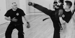 Points Sparring
