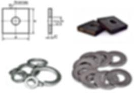 Производство металлоизделий | анкерные плиты и шайбы