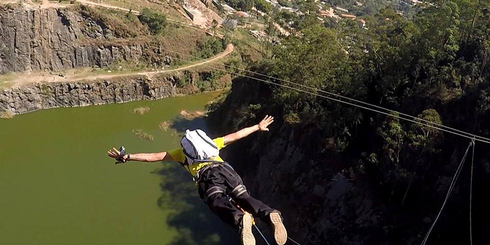O Maior Rope Jump do Brasil !
