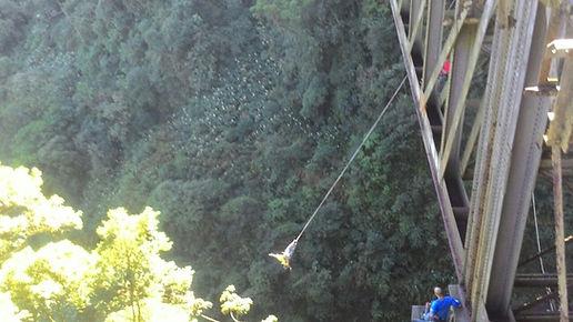 Rope Jump Funicular - 70 Metros
