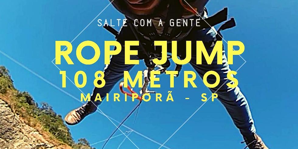 O Maior Rope Jump de São Paulo !
