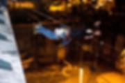 Rope Jump Viaduto 9 de Julho - 25 Metros