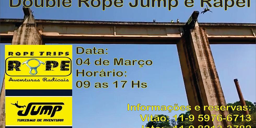 Limeira Rope Trips e Jump - 35 metros