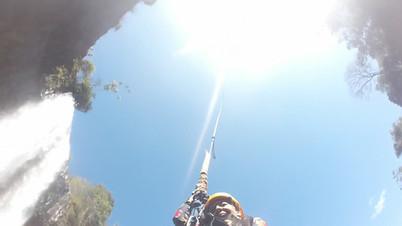 Rope Jump Cachoeira das Irmãs