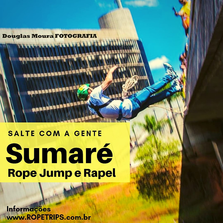Ponte da Sumaré - Rapel e Rope Jump