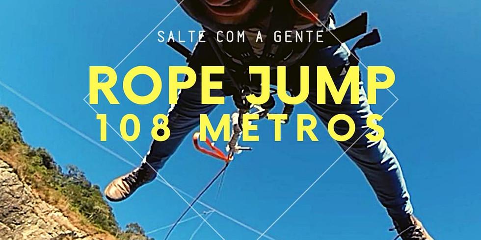 O Maior Rope Jump de São Paulo - Domingo
