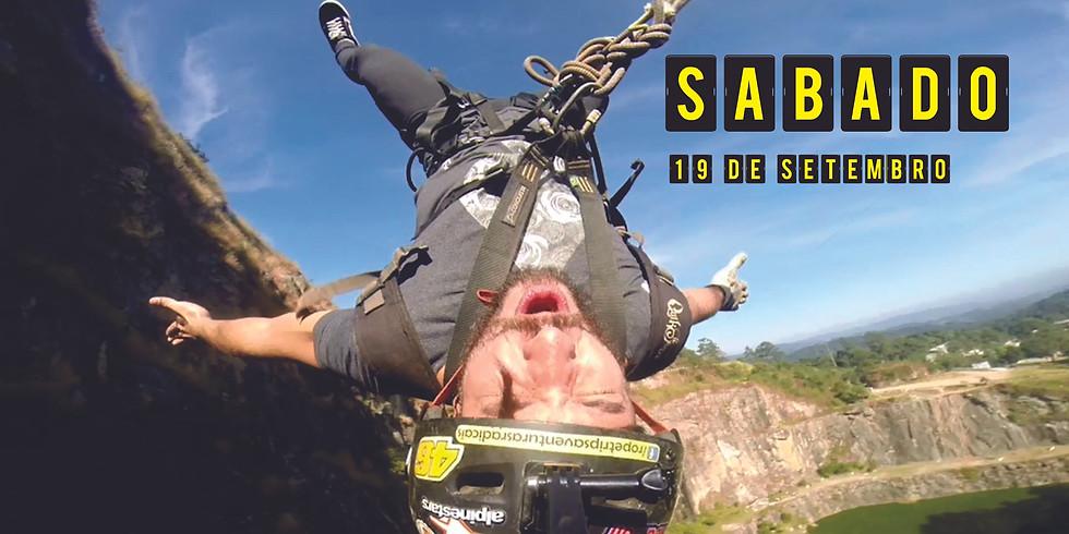 O Maior Rope Jump de São Paulo - Sábado