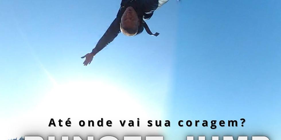 Bungee Jump em Mairiporã - Sábado (11/09)