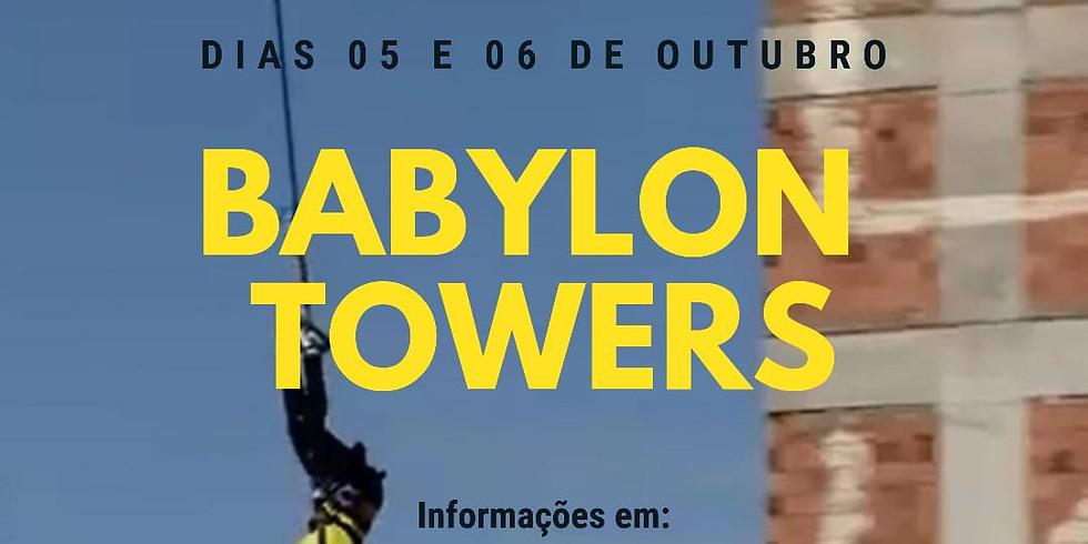 Rope Jump Babylon Towers - SBC - 45 Metros