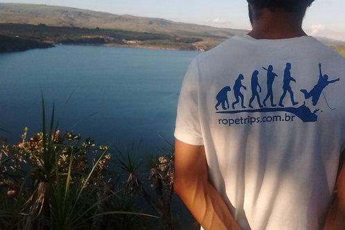 Camiseta Evolução