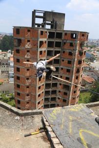Rope Jump Babylon Towers