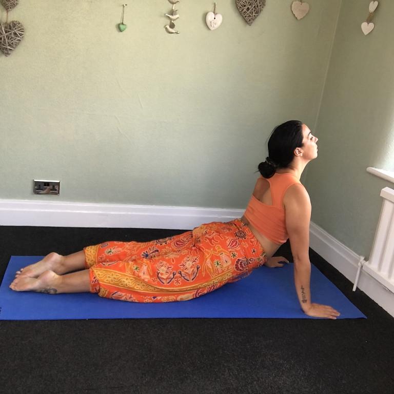 Monday Yoga