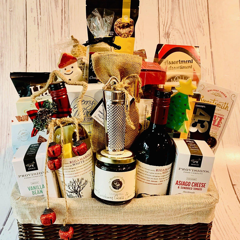 {CANCELLED] Small Business Gift Fair with Bulging Gift Baskets Vancouver