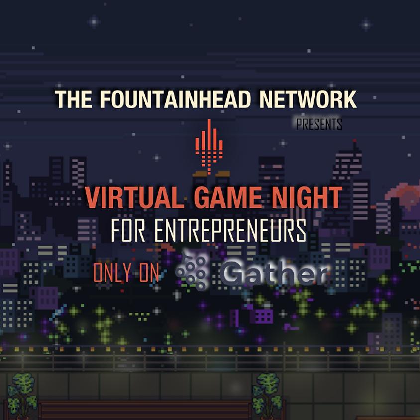 Virtual Game Night for Entrepreneurs