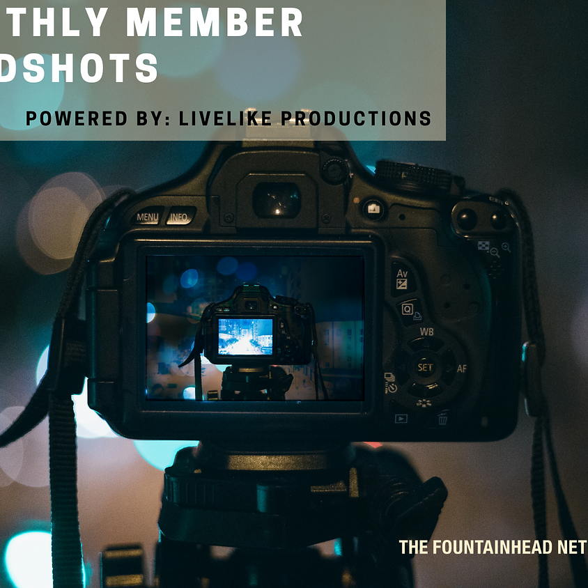 [MEMBERS ONLY] Monthly Headshots