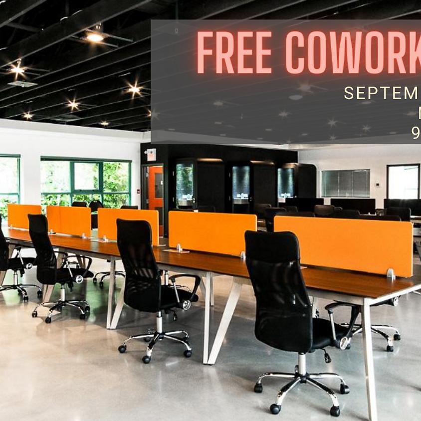 FREE Coworking Week at TFN