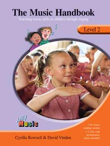 The Music Handbook - Level 2 (with CD)/ミュージックハンドブックレベル2(CD付)