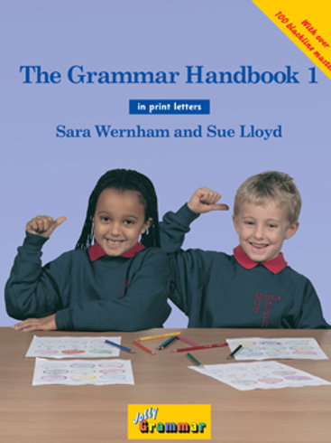 The Grammar 1 Handbook (in print)/グラマー1ハンドブック(in print)