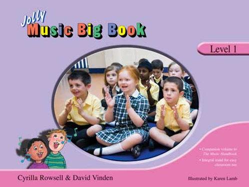 Jolly Music Big Book - Level 1/ジョリーミュージックビックブック-レベル1