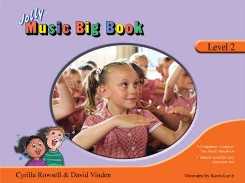 Jolly Music Big Book - Level 2/ジョリーミュージックビックブック レベル2