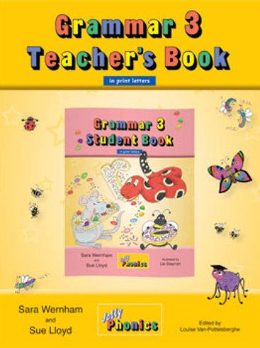 Grammar 3 Teacher's Book (in print)/グラマー3ティーチャーズブック( in print)