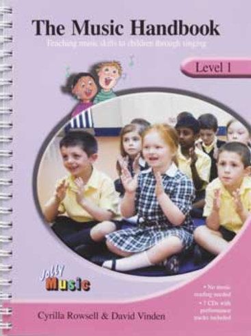 The Music Handbook - Level 1 (with CD)/ミュージックハンドブックレベル1(CD付)