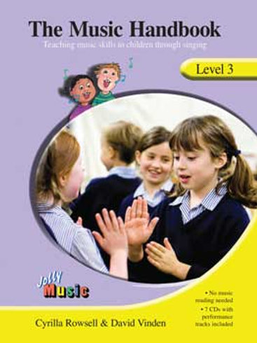 The Music Handbook - Level 3 (with CD)