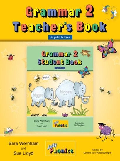 Grammar 2 Teacher's Book  (in print )/グラマー2ティーチャーズブック(in print)