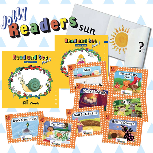 Beginner Readers Set