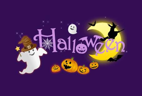 Happy Halloween from ALEX英会話