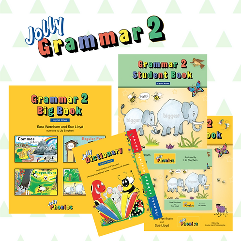 Jolly Grammar 2 Set