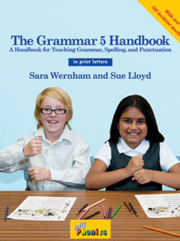 The Grammar 5 Handbook (in print)/グラマーハンドブック5 (in print)