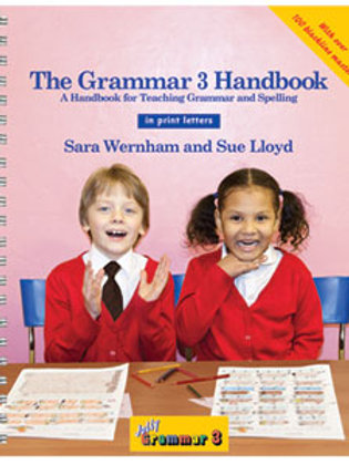 The Grammar 3 Handbook (in print)/グラマー3ハンドブック(in print)